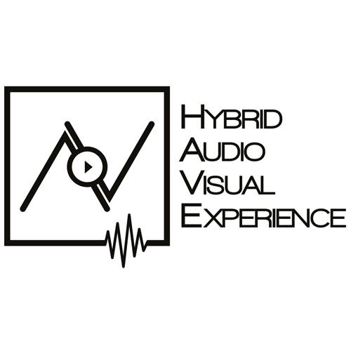 Hybrid audio visual experience